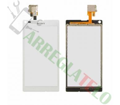 Digitizer z ekranem dotykowym do Sony Xperia L S36H C2104 C2105 White White Sony - 1