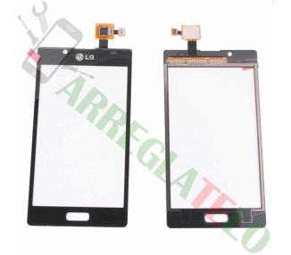 Touch Screen Digitizer for LG Optimus L7 P700 P705 | Color Black
