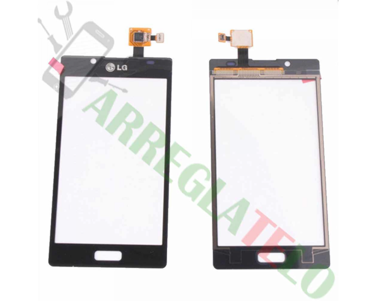 Touch Screen Digitizer for LG Optimus L7 P700 P705 | Color Black LG - 1