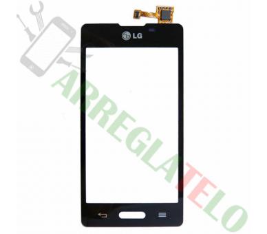 Digitalizzatore Touch Screen per LG Optimus L5 2 II E460 Nero Nero LG - 1