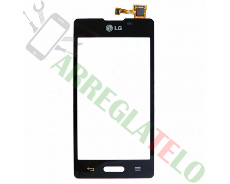 Touch Screen Digitizer for LG Optimus L5 2 II E460 | Color Black LG - 1
