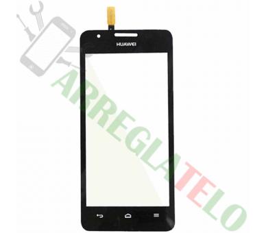 Touchscreen voor Huawei Ascend G510 U8951 Oranje Daytona Zwart Zwart Huawei - 1