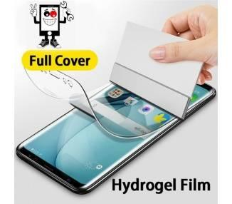 Protector de Pantalla Autorreparable de Hidrogel para Motorola G9 Plus