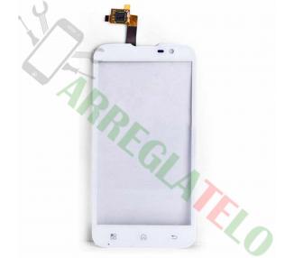 """Pantalla Tactil Digitalizador para BQ Aquaris 5.5 Blanco Blanca"""" _ BQ"""" _ - 1"""