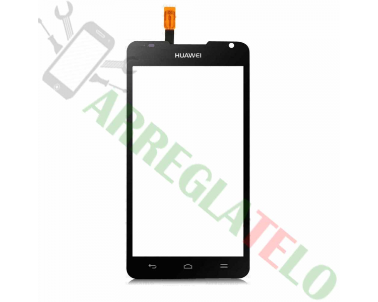 Touch Screen Digitizer for Huawei Ascend Y530 | Color Black Huawei - 1