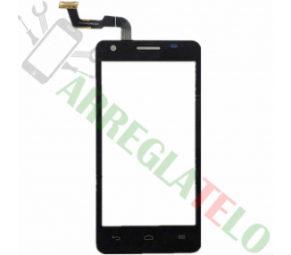 Touch Screen Digitizer for Vodafone Smart 4 TURBO 890N | Color Black