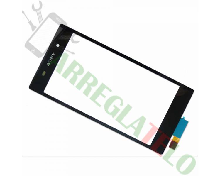 Digitizer z ekranem dotykowym do Sony Xperia Z1 L39H Black Black