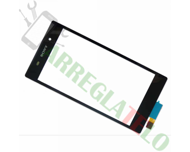 Touch Screen Digitizer voor Sony Xperia Z1 L39H Zwart Zwart Sony - 1