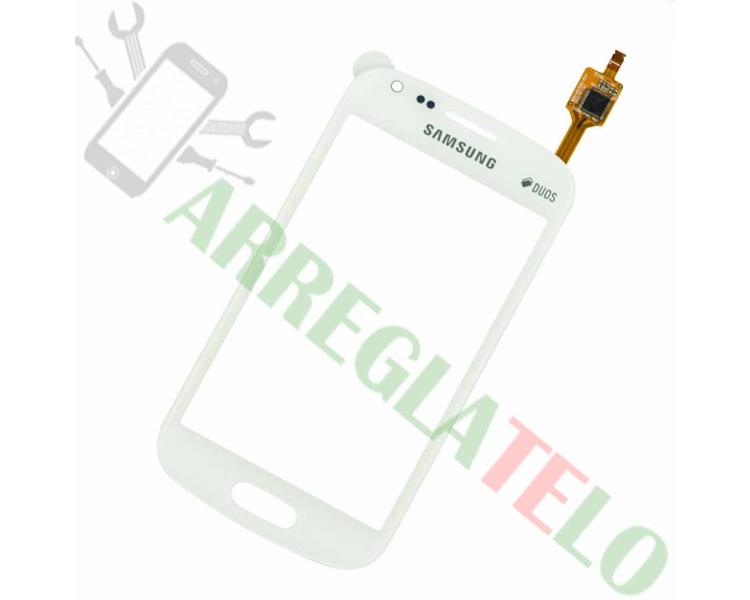 Digitalizzatore touch screen per Samsung Galaxy Trend Duos S7562 S7560 ARREGLATELO - 1