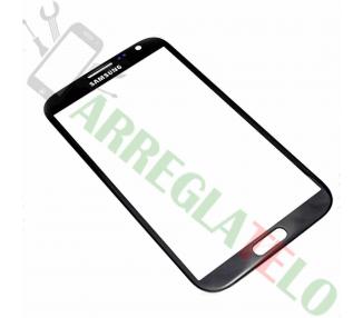 Touchscreen voor Samsung Galaxy S4 Mini i9190 i9195 Zwart Zwart