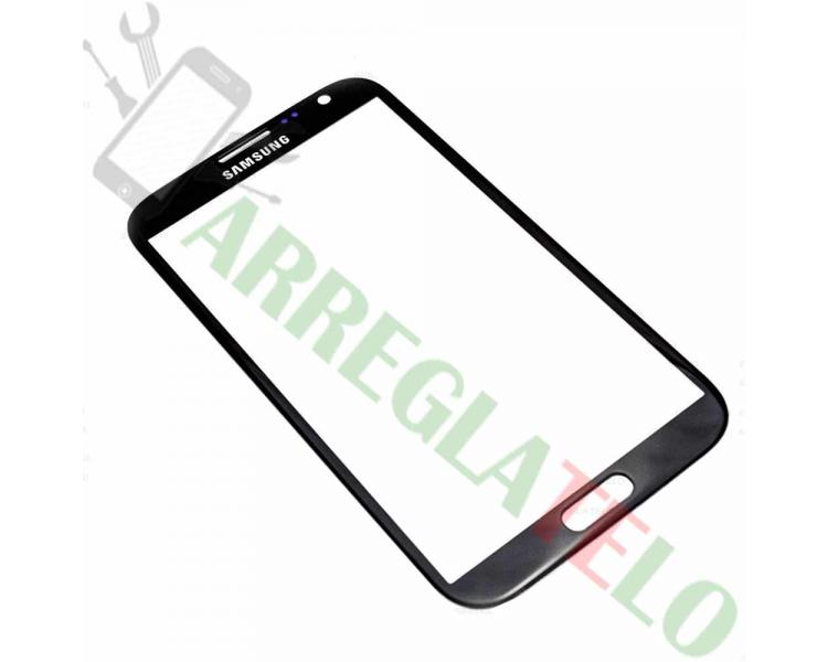 Touchscreen voor Samsung Galaxy S4 Mini i9190 i9195 Zwart Zwart ARREGLATELO - 1