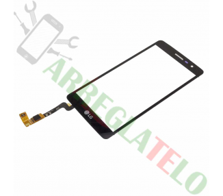 Touch Digitizer Vetro per LG Bello 2 II X150 Nero