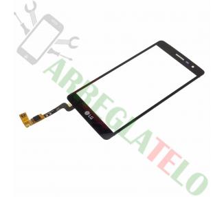 Touchscreen-Digitalisierer für LG Bello 2 II X150 Schwarz Schwarz