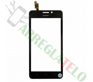 Touch Screen Digitizer for Huawei Ascend y635   Color Black