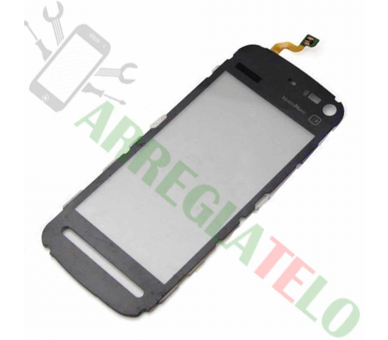 Touch Screen Digitizer for Nokia 5800 | Color Black Nokia - 1