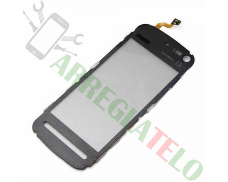 Pantalla Tactil Digitalizador para Nokia 5800 Negro Negra Nokia - 1