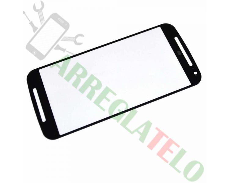 Touchscreen Digitizer voor Motorola Moto G XT1032 XT1033 Zwart Zwart Motorola - 1