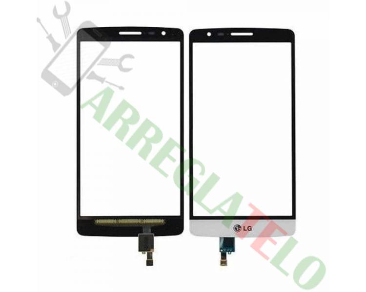 Volledig scherm voor LG G3 S Mini G3S D722 Wit Wit LG - 1