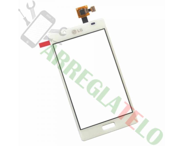 Pantalla Tactil Digitalizador para LG Optimus L7 P700 P705 Blanco Blanca LG - 1