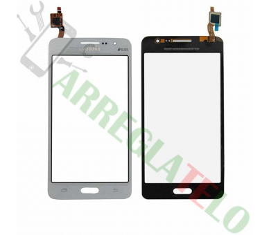 Touch Digitizer Vetro per Samsung Galaxy Grand Prime G530 G530F Bianco ULTRA+ - 1
