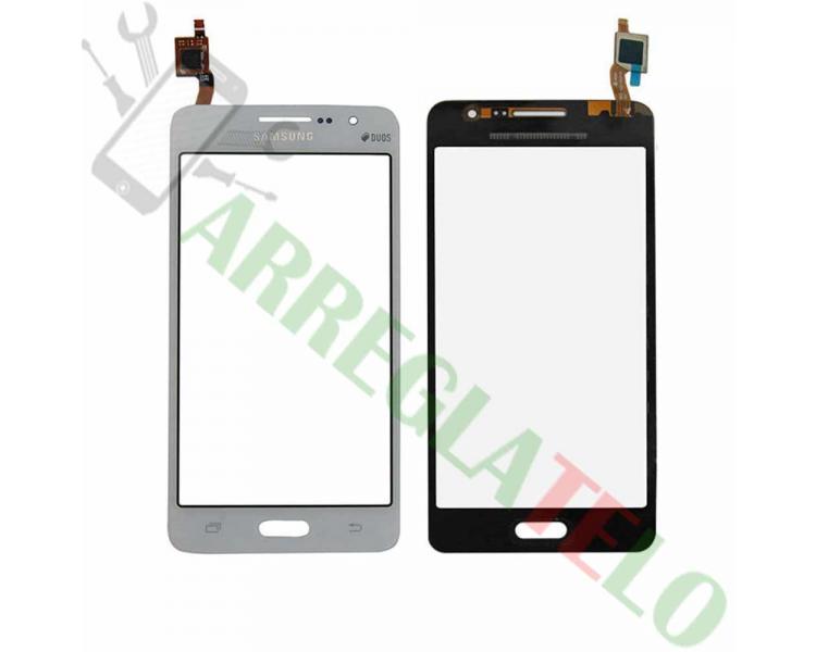 Touchscreen voor Samsung Galaxy Grand Prime G530 G530F Wit Wit ARREGLATELO - 1
