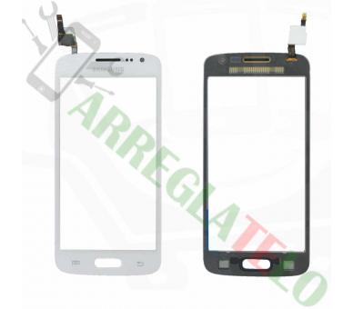 Vitre Ecran Tactile pour Samsung Galaxy Core 4G G386 Avant Blanc ULTRA+ - 1