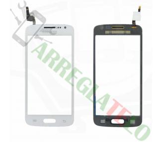 Touchscreen für Samsung Galaxy Core 4G G386 Avantweiß Weiß