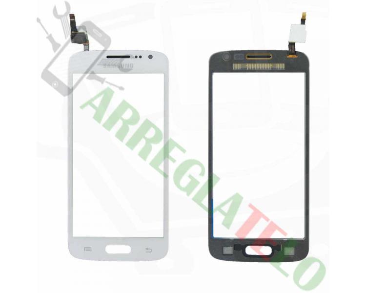 Touch Screen per Samsung Galaxy Core 4G G386 Avant White White ARREGLATELO - 1