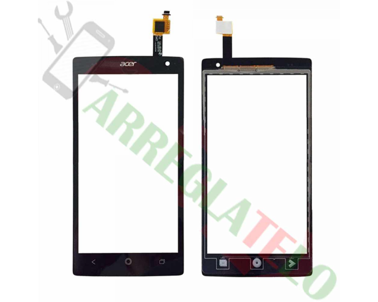 Touch Screen Digitizer voor Acer Z150 Z5 Zwart Zwart Acer - 1
