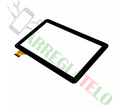 """Touch Digitizer Vetro per Mitab Wolder Seattle 3G 10.1"""" Wolder - 1"""