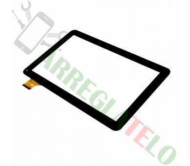 "Touch Screen Digitizer for Mitab Wolder Seattle 3G 10.1"" Wolder - 1"