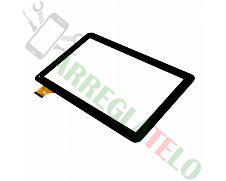"""Vitre Ecran Tactile pour Mitab Wolder Seattle 3G 10.1"""" Wolder - 1"""