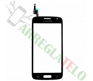 Touchscreen Digitizer voor Samsung Galaxy Core 4G G386 Avant Zwart Zwart