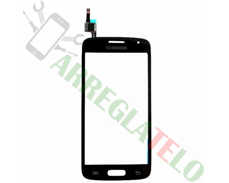 Pantalla Tactil Digitalizador para Samsung Galaxy Core 4G G386 Avant Negro Negra ARREGLATELO - 1