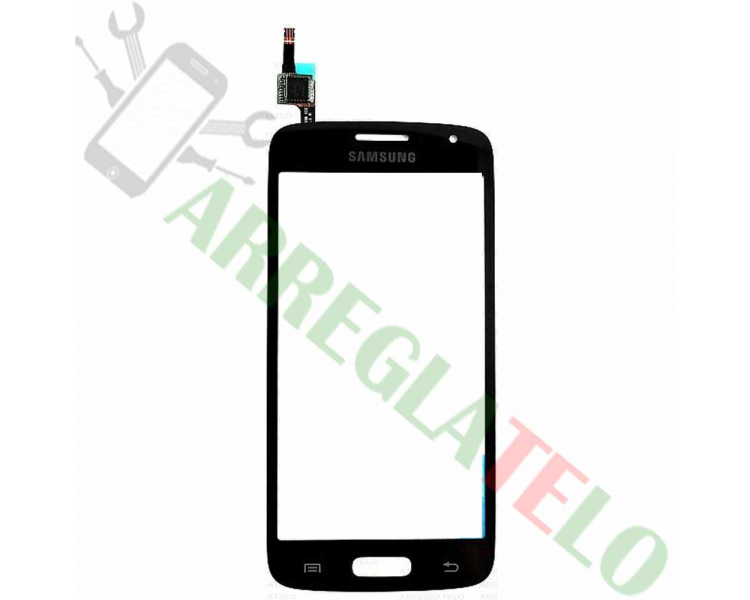 Touch Screen Digitizer for Samsung Galaxy Core 4G G386 Avant | Color Black ULTRA+ - 1