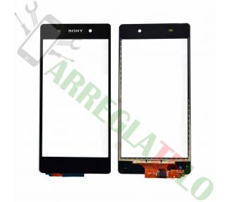 Pantalla Tactil Digitalizador para Sony Xperia Z2 D6502 L50W Negro Negra