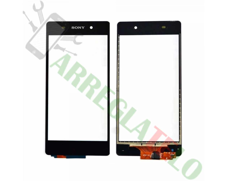 Touch Screen Digitizer for Sony Xperia Z2 D6502 L50W | Color Black Sony - 1