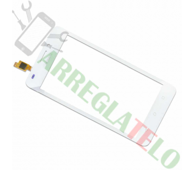 Touchscreen Digitizer voor Huawei Ascend Y635 Wit Wit Huawei - 1