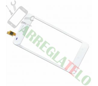 Digitalizzatore Touch Screen per Huawei Ascend Y635 Bianco Bianco