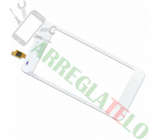 Touchscreen Digitizer voor Huawei Ascend Y635 Wit Wit