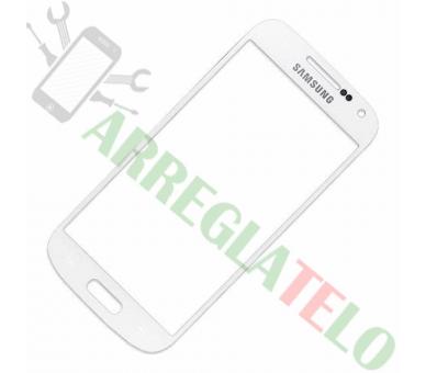 Touchscreen voor Samsung Galaxy S4 Mini SIV I9190 I9195 Wit Wit ARREGLATELO - 1