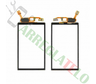 Touch Screen Digitizer for Sony Ericsson Xperia Neo V MT11 MT15i | Color Black