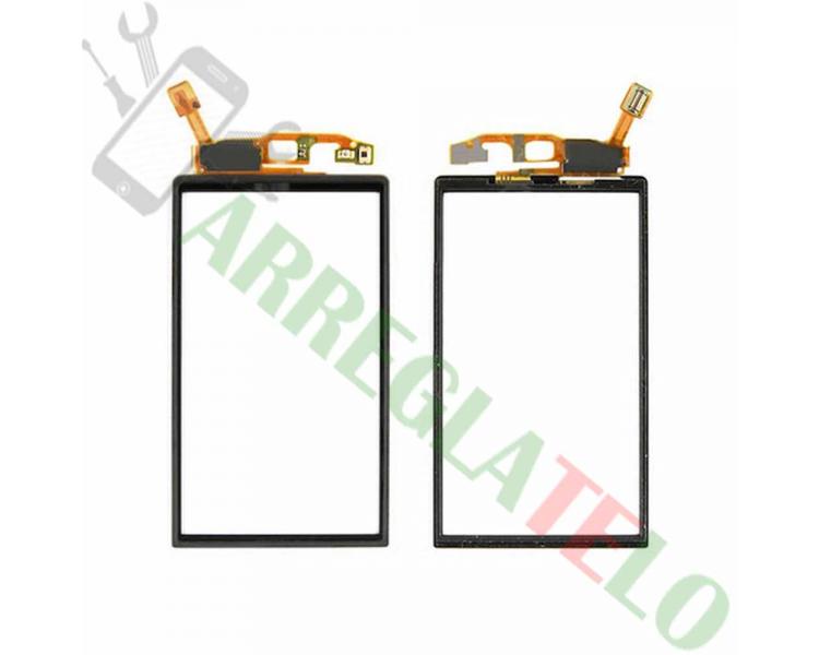Touch Screen per Sony Ericsson Xperia Neo V MT11 MT15i Nero Nero Sony - 1