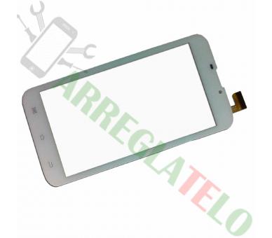 Digitalizzatore Touch Screen per Airis TM60D Szenio Syreni 61QHDII Bianco Airis - 1