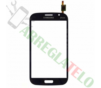 Touchscreen voor Samsung Galaxy Grand Neo Plus i9060 Zwart Zwart