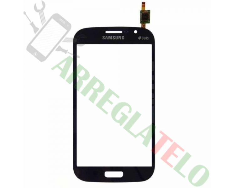 Touch Screen Digitizer for Samsung Galaxy Grand Neo Plus i9060 | Color Black ARREGLATELO - 1