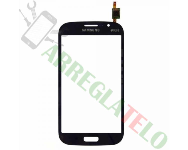 Touchscreen voor Samsung Galaxy Grand Neo Plus i9060 Zwart Zwart ARREGLATELO - 1
