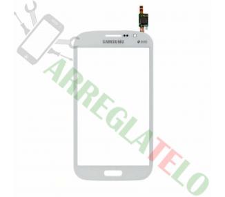 Touch Screen per Samsung Galaxy Grand Neo Plus i9060 Bianco Bianco