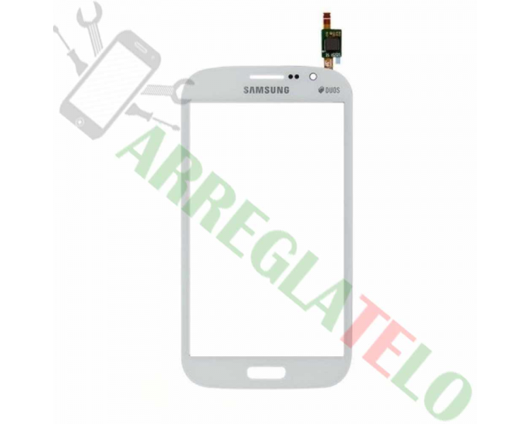 Touch Screen Digitizer for Samsung Galaxy Grand Neo Plus i9060 White ULTRA+ - 1