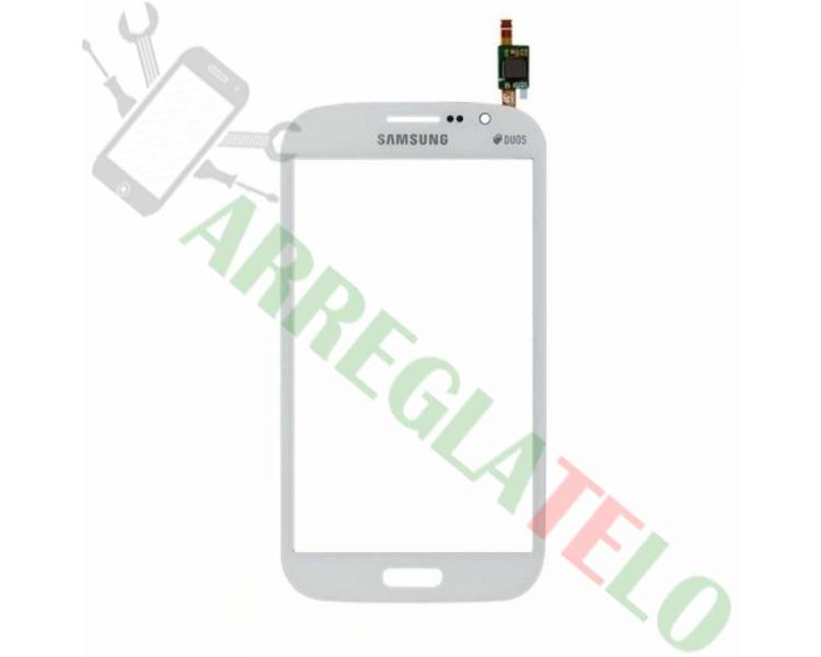 Touch Screen Digitizer for Samsung Galaxy Grand Neo Plus i9060 | Color White ARREGLATELO - 1